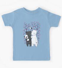Bear Family Kinder T-Shirt