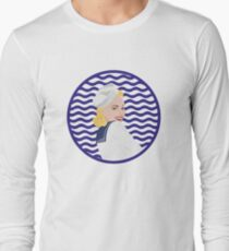 marine vector Long Sleeve T-Shirt