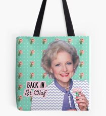 Rose Nylund Tote Bag