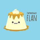 Biggest Flan by AnishaCreations