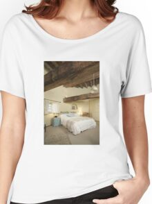 Cley Windmill's Stone Room Women's Relaxed Fit T-Shirt