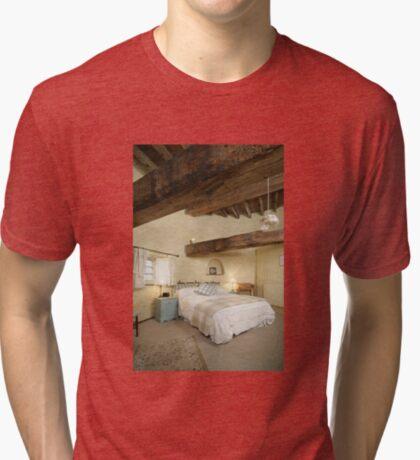 Cley Windmill's Stone Room Tri-blend T-Shirt