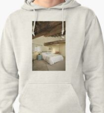 Cley Windmill's Stone Room Pullover Hoodie