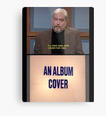 An Album Cover SNL Metal Print