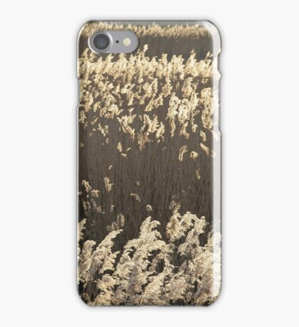 Norfolk Reeds iPhone Case/Skin
