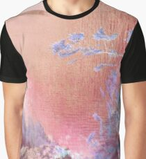 Abstract Landscape - Tobermory Graphic T-Shirt