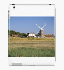 Cley Windmill Panorama iPad Case/Skin