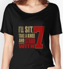 I Stand with 7 Women's Relaxed Fit T-Shirt