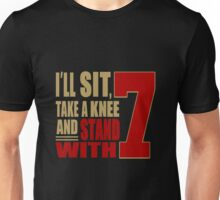 I Stand with 7 Unisex T-Shirt