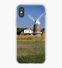 Stunning Panorama of Cley Windmill iPhone Case