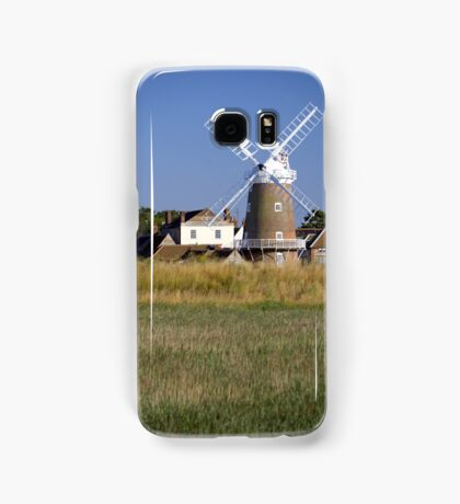 Stunning Panorama of Cley Windmill Samsung Galaxy Case/Skin