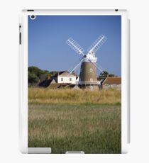 Stunning Panorama of Cley Windmill iPad Case/Skin