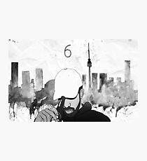 Drake - INK Photographic Print