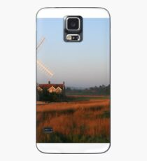 Cley Windmill at Dawn Case/Skin for Samsung Galaxy