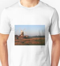Cley Windmill at Dawn T-Shirt