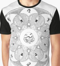 Ring of Eight Graphic T-Shirt