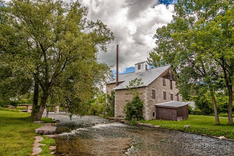 Babcock Mill by Photos by Healy