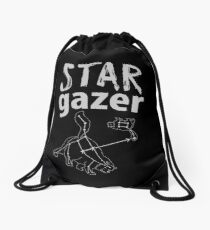 Star Gazer Drawstring Bag