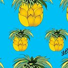 Pineapples! by KLCreative