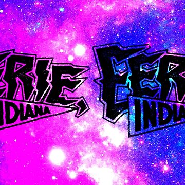 eerie indiana logo mugs by froodle