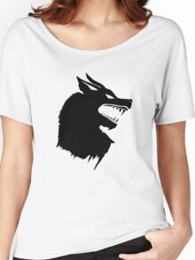 Game of Thrones Direwolf  Women's Relaxed Fit T-Shirt