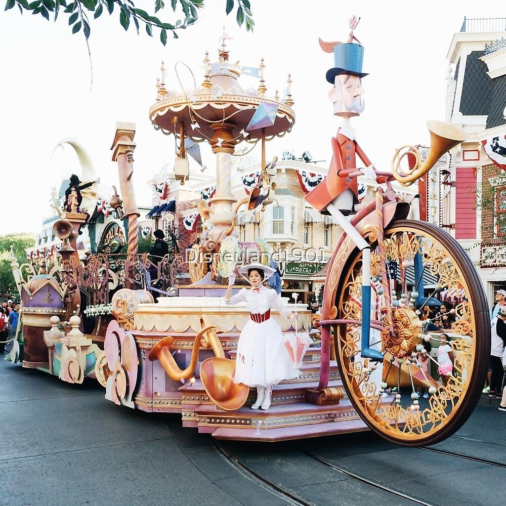 Mary Poppins by Disneyland1901