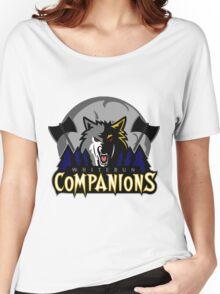 Whiterun Companions Basketball Logo Women's Relaxed Fit T-Shirt