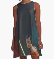 You will not win A-Line Dress