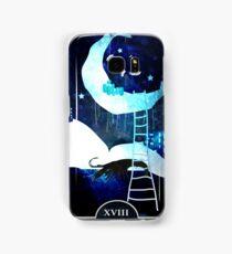 Tarot : The Moon Samsung Galaxy Case/Skin