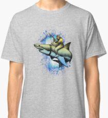 Shark-Squatch Classic T-Shirt