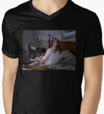 The Exorcist Men's V-Neck T-Shirt