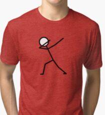 Dab Tri-blend T-Shirt