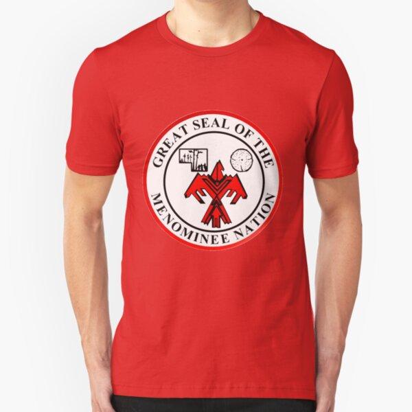 MENOMINEE NATION Slim Fit T-Shirt