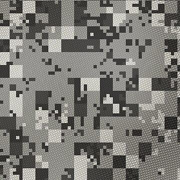Würfel Camo - Grau von cpinteractive