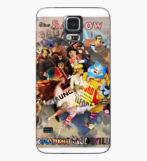 The Sandow Bauhaus Trocadero Vaudevilles. Case/Skin for Samsung Galaxy