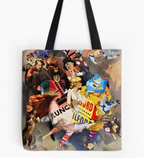 The Sandow Bauhaus Trocadero Vaudevilles. Tote Bag