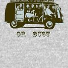 Asheville Or Bust! by D & M MORGAN
