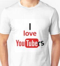 youtubers T-Shirt