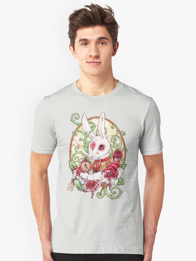 Rabbit Hole Unisex T-Shirt Front