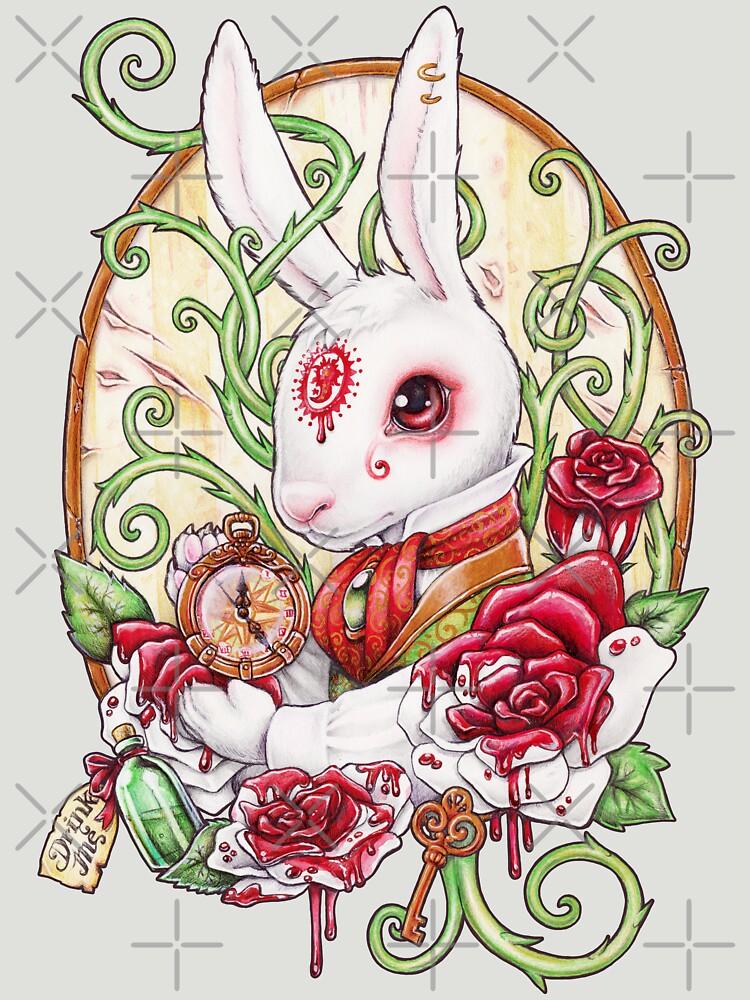 Rabbit Hole by medusadollmaker