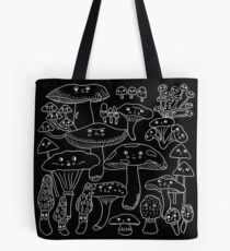 My Goodness, My Mushrooms Tote Bag