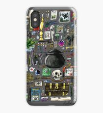 Witch Supplies Watercolor Painting iPhone Case
