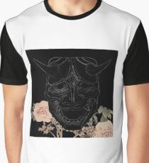 Black oni Graphic T-Shirt