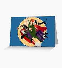 Hocus Greeting Card