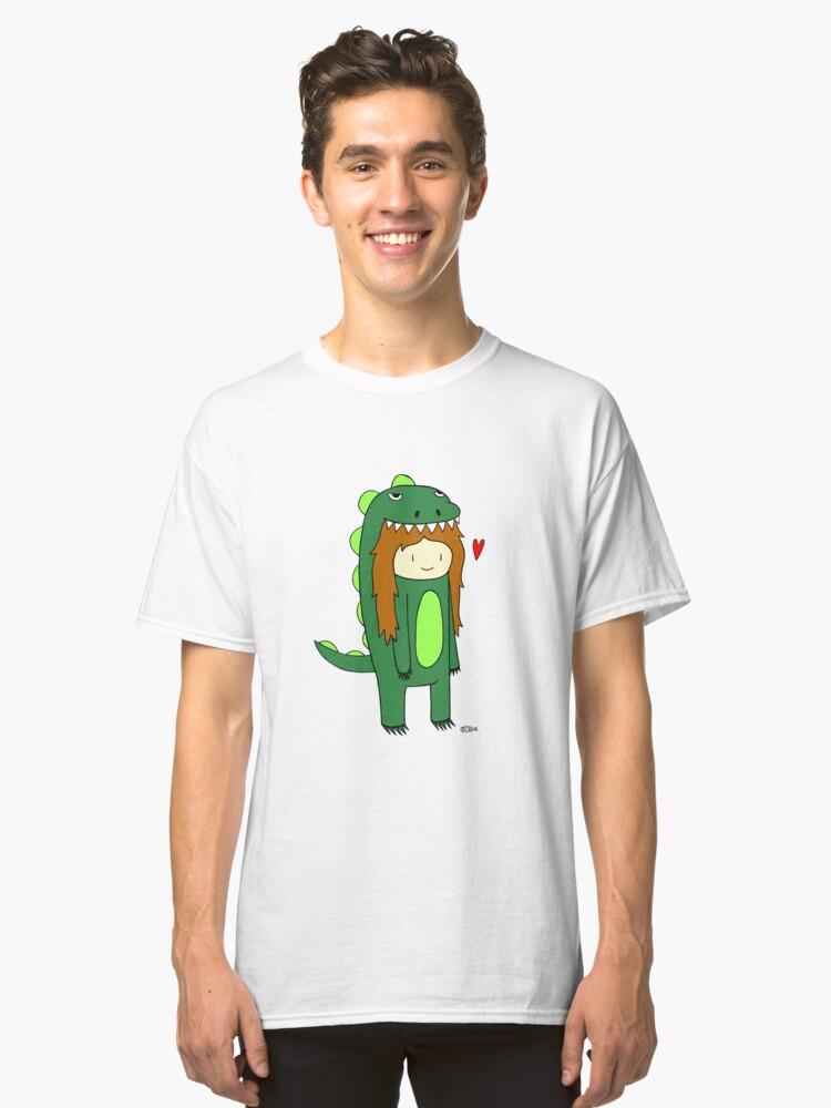 DinoCooper Classic T-Shirt Front