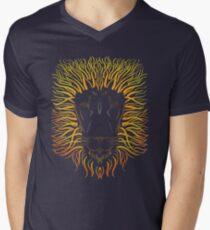 Rawr Mens V-Neck T-Shirt