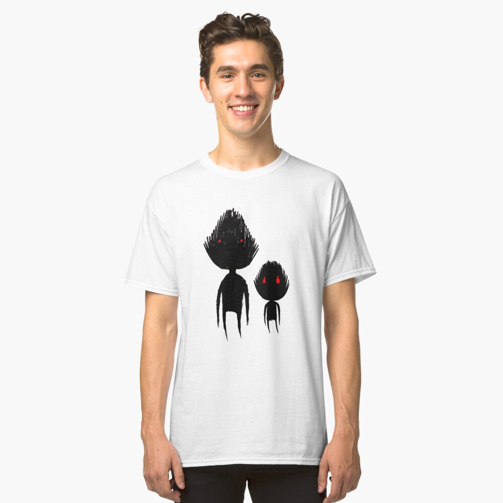 Father & Son Classic T-Shirt Front