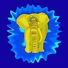 The Mindful Elephant by sebi01
