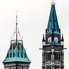 Peace Tower 02 by Erick Sodhi
