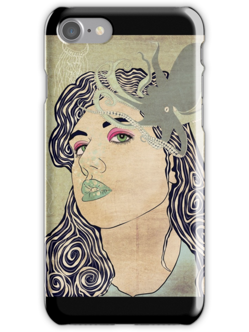 the eight personalities of karma iphone cover by ab-type